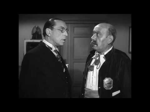 """""""çà vous grattouille ou çà vous chatouille ?"""" extrait de Knock 1951"""
