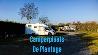 Camperplaats De Plantage Kruiningen Zeeland