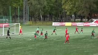 """""""Локомотив - 2"""" - """"Спартак"""" (2005 г. р.) 2 тайм 2 состав"""