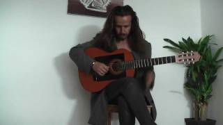 """Gypsy Guitar"" by Vito Gaarin"