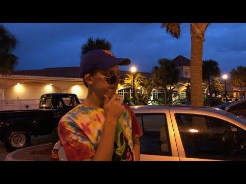 Andrew Shows Off His Volkswagen