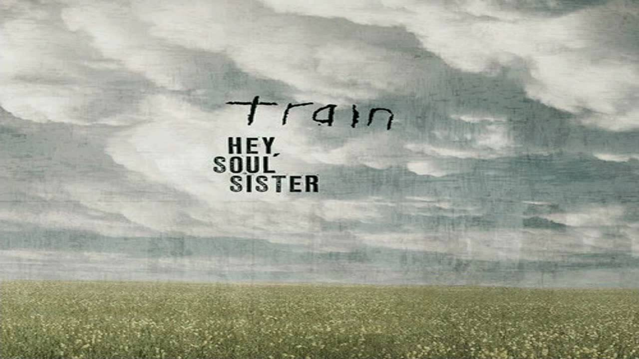 hey soul sister Train hey, soul sister (c) (c) 2009 sony music entertainment letra: hey, hey, hey your lipstick stains on the front lobe of my left side brains i knew i wouldn't.