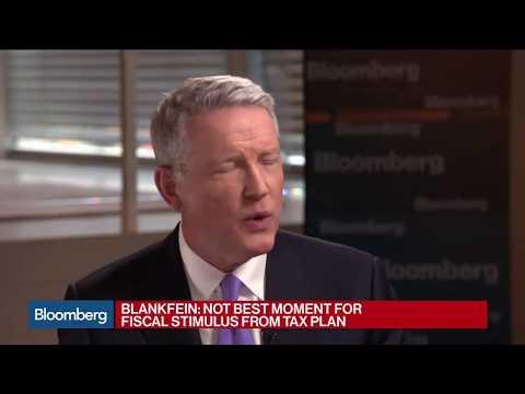 Goldman Sachs CEO Blankfein says Bitcoins definitely hs his attention!!