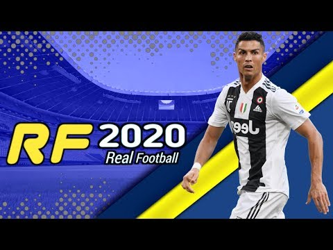 Real Football 2020 Android Offline 600MB Best Graphics