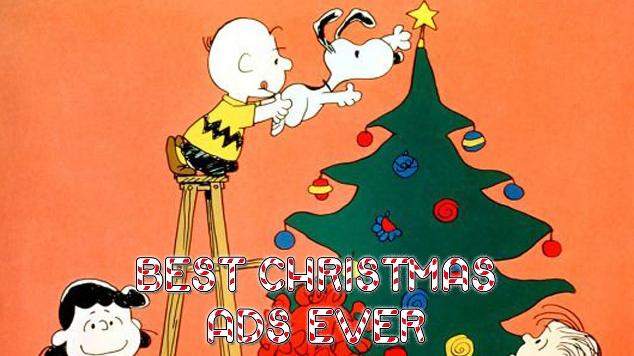 Best Christmas Commercials Best Christmas Commercials Ever Snoopy Goes To Shell