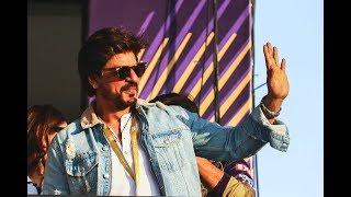 IPL 2019 Watch Shah Rukh Khan entertains his fans after KKR's thrilling win at Eden Gardens