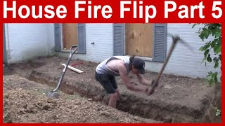 Extreme House Flipping - Part 5 - The Fire House