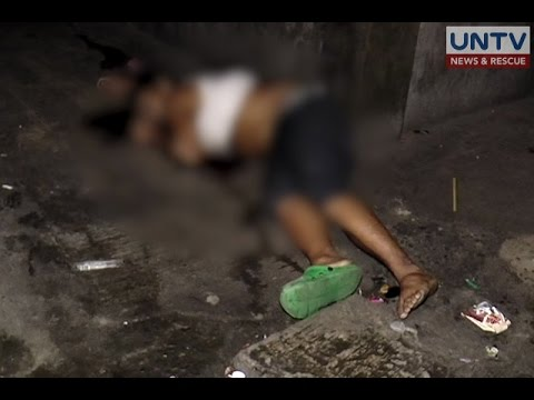 Tricycle driver shot dead in Tondo, Manila