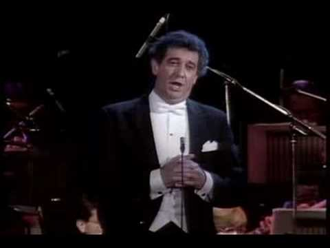 Placido Domingo - My Fair Lady