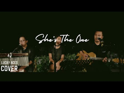 She's the One - Robbie Williams (Lucky Aces Bali Acoustic Cover)