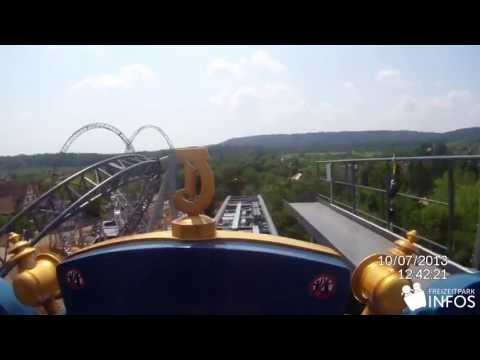 KARACHO Onride (FULL HD) - Erlebnispark Tripsdrill