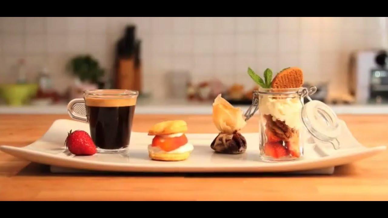 recette caf gourmand entre amis par brid lice youtube. Black Bedroom Furniture Sets. Home Design Ideas