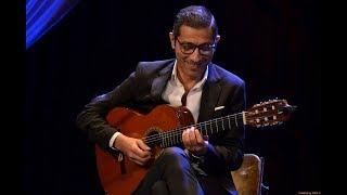 ١٠٠ سنه سينما مع عازف الجيتار وحيد ممدوح ـحفله اوبرا دبي