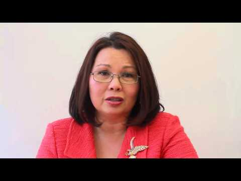 Tammy Duckworth, U.S. Senate Democratic primary candidate