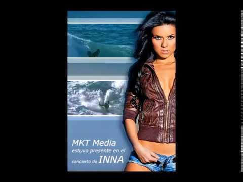 MKT Media en el concierto de INNA en Mérida