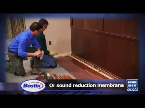 Bostik Grip N Shield Instructional Video Youtube