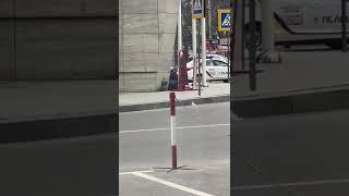 Возле гостиницы в центре Харькова оперативники что-то взорвали