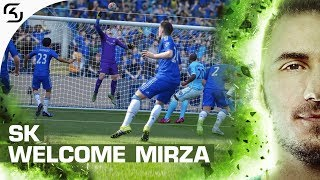 SK Back in FIFA - Welcome Mirza Jahic