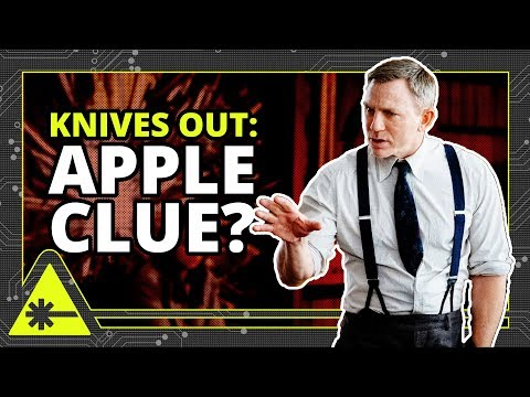 KNIVES OUT: Is APPLE Spoiling Movie Mysteries? (Nerdist News W/ Dan Casey)