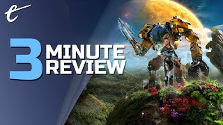 The Riftbreaker | Review in 3 Minutes (Video Game Video Review)