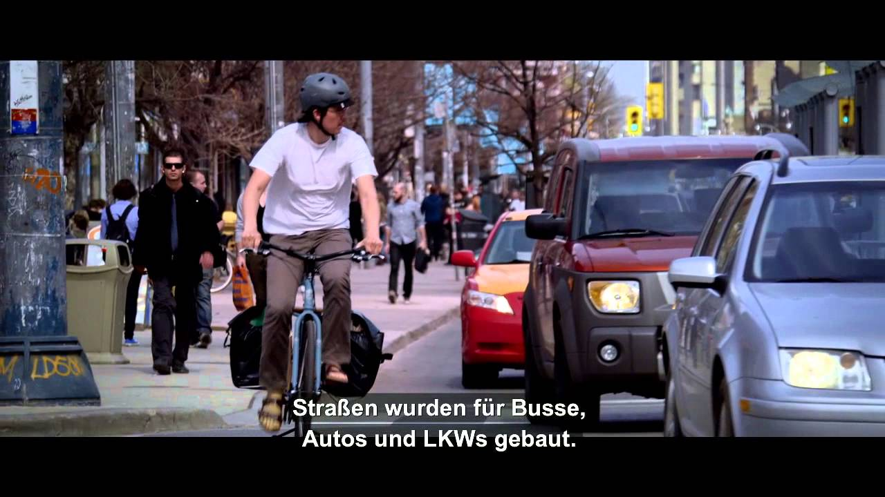 BIKES vs CARS Trailer deutsch