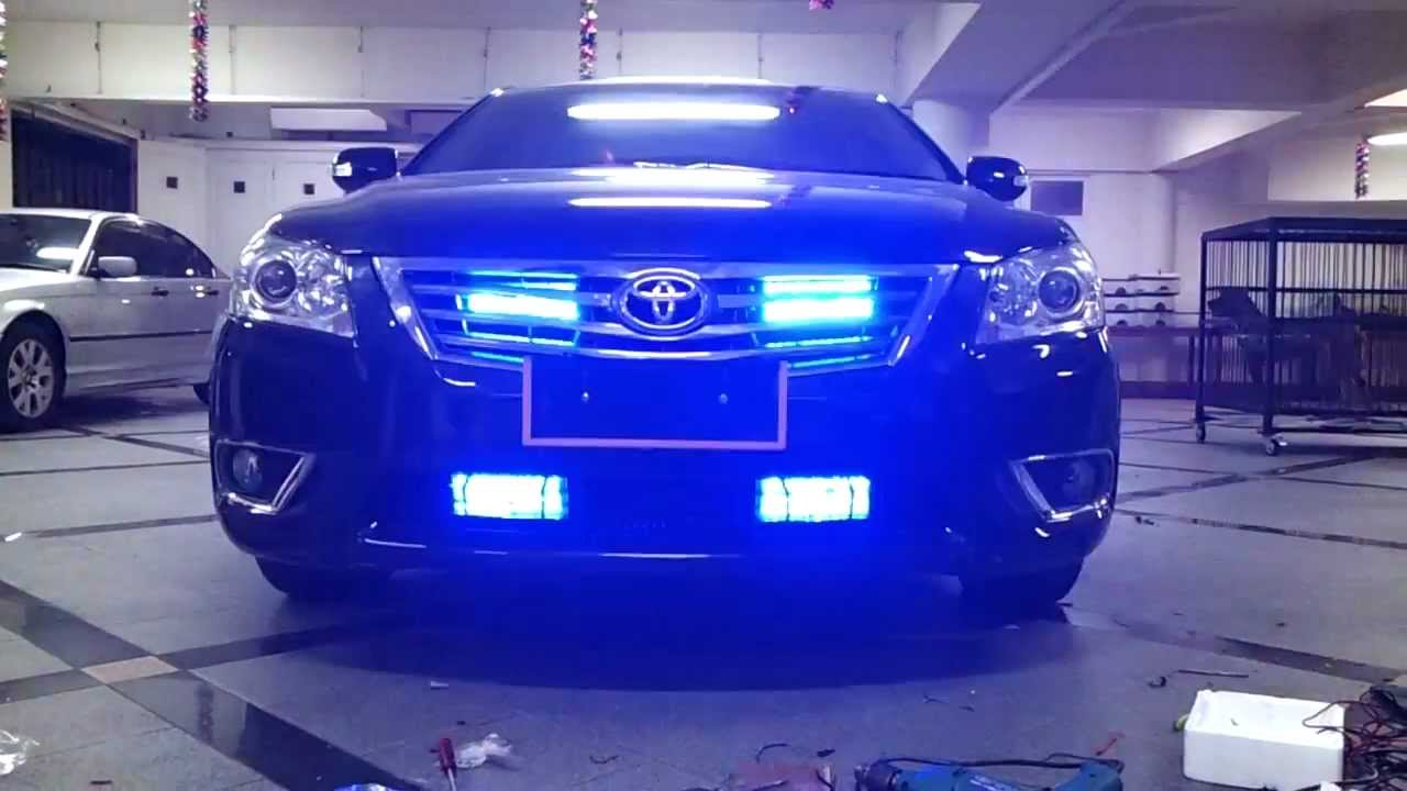 Toyota Camry Unmarked Police Car Youtube