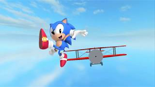 (ROBLOX) Sonic 2 Fin loisirs