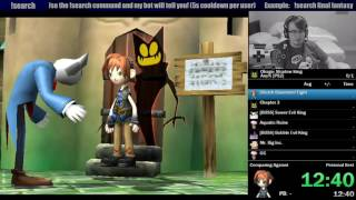 Okage: Shadow King Any% Speedrun [PS2] in 6h35m22s