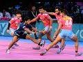 Pro Kabaddi 2018 Highlights | Haryana Steelers Vs Jaipur Pink Panthers | Hindi