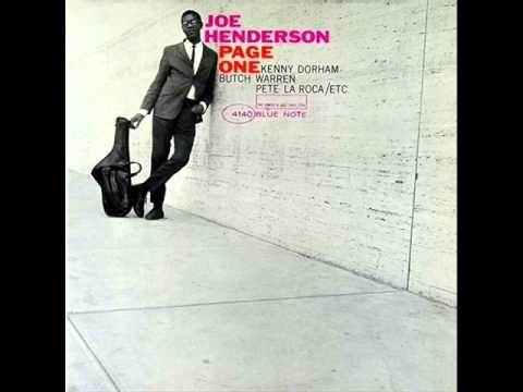 Joe Henderson Quintet - Recorda-Me