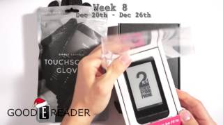 CLOSED - Goodereader Gives FINAL CONTEST - Kindle Paperwhite 3 Bundle!