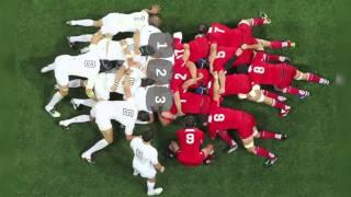 En Rugby al Tablero conoceremos el Scrum, una acción de reinicio de juego [Noticias] - TeleMedellin