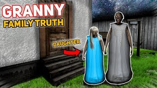 Granny Learns The Truth About Her Family!!! (S1 Ending) | Granny The Mobile Horror Game (Story)