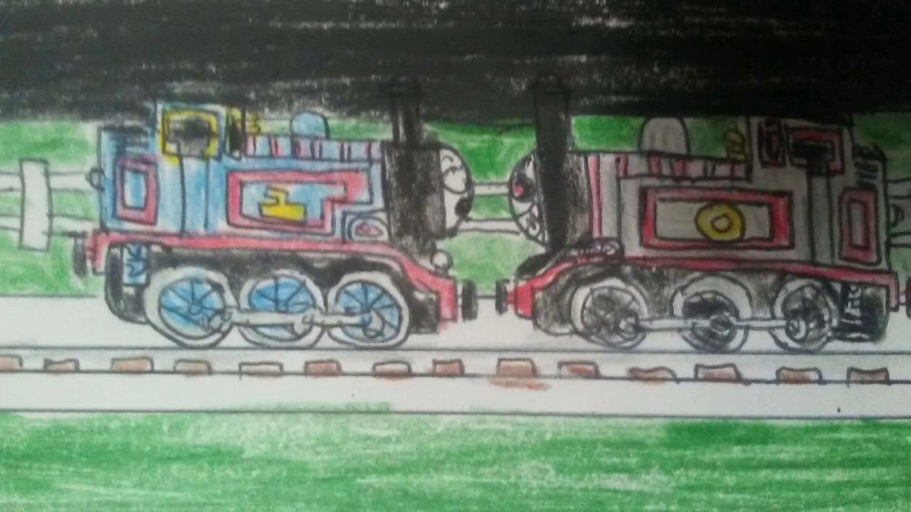 Download Ghost train the untold story of timothy part 5 drawing version
