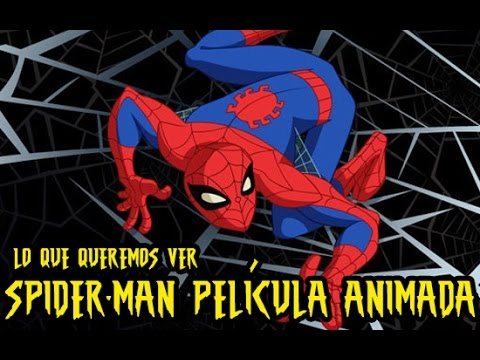 ver la pelicula de spider man: