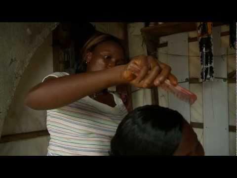 Slum Stories: Nigeria - Hairdresser evicted.mov