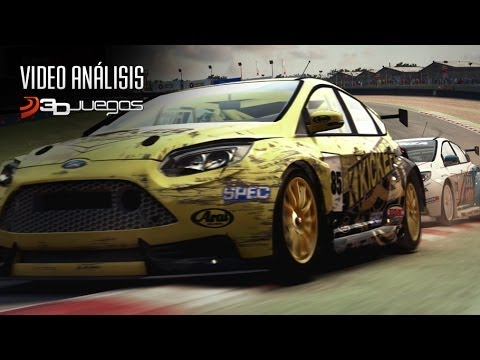 GRID Autosport (HD) - Vídeo Análisis 3DJuegos