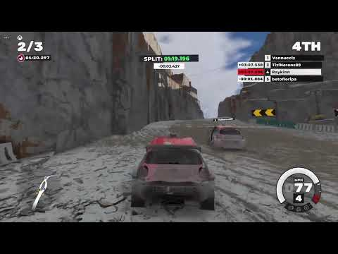 Dirt 5 Online Mode Stampede |