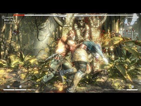 BDA | Pyru (Quan Chi/Sorcerer; Tremor/Aftershock; Shinnok/Impostor) vs Deus (Kano)