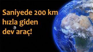 Uzayda Asılı Duran Küçük Küre