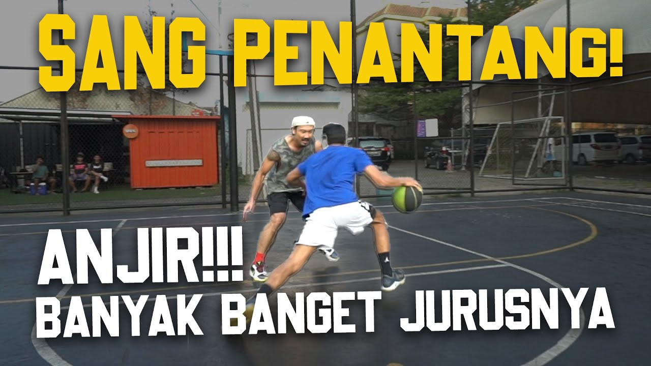 SENGIT!! PEBASKET SOMBONG VERSUS GOLDEN BOY INDONESIA