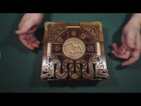D&D Puzzle Box