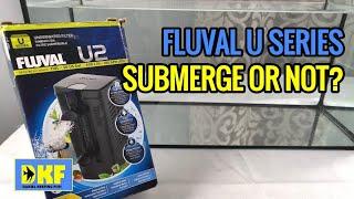 Fluval U2 Sumberge Or Not?