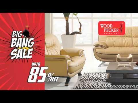 Woodpecker Furniture's Big Bang Sale
