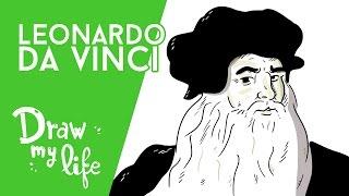 LEONARDO DA VINCI - Draw My Life en Español