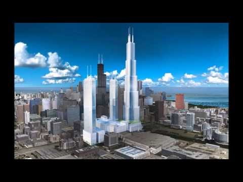 Top 10 Tallest Buildings in Chicago