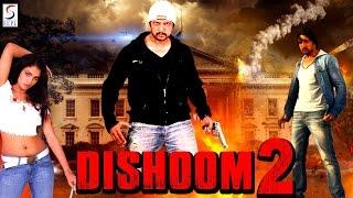 Dishoom 2 - Dubbed Hindi Movies 2016 Full Movie HD l Sudeep, Ramya, Srinath.