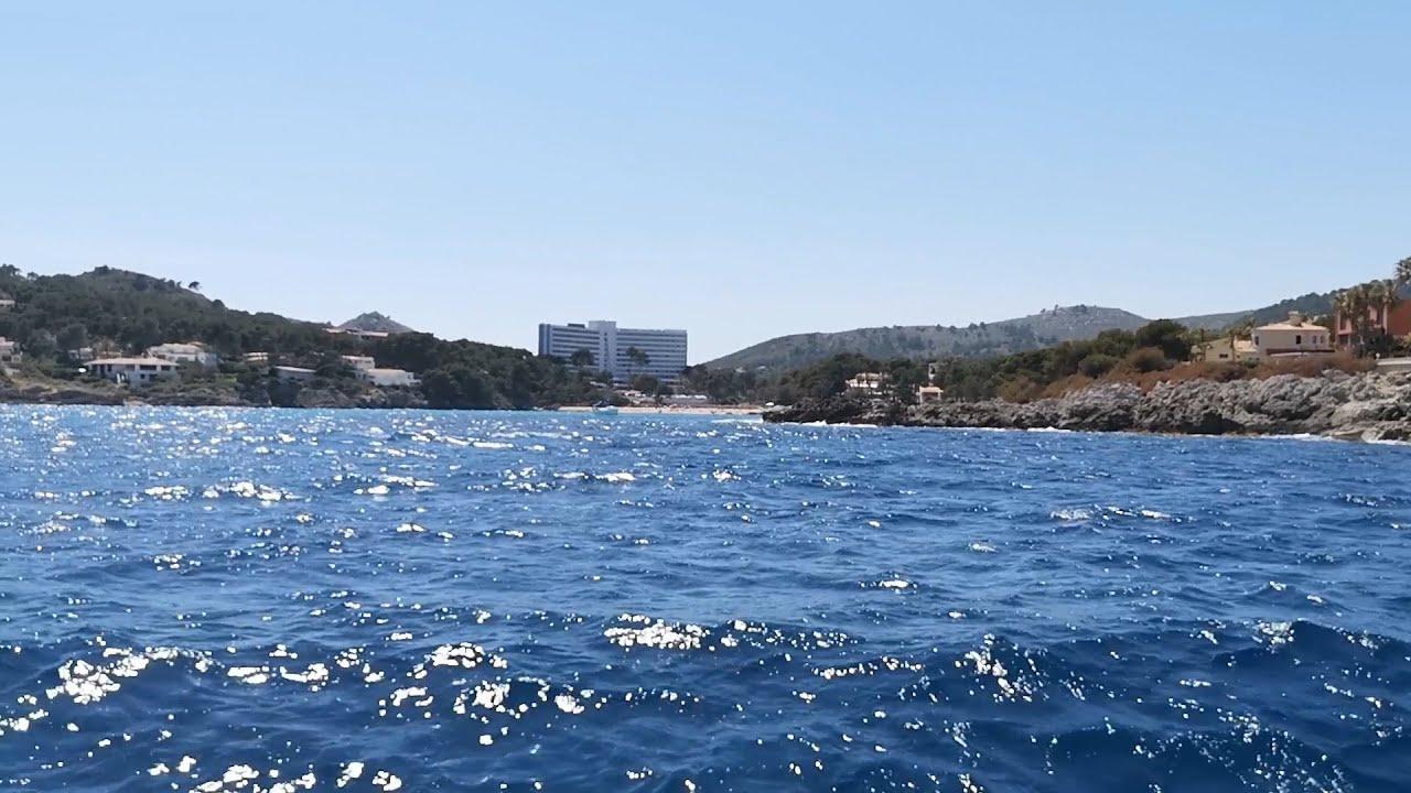 Font de Sa Cala nach Canyamel, Capdepera, Mallorca