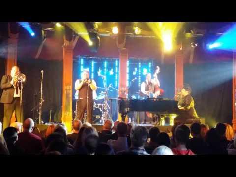 Davina & The Vagabonds - Episode from Edinburgh Jazz & Blues Festival, St. Andrew Square
