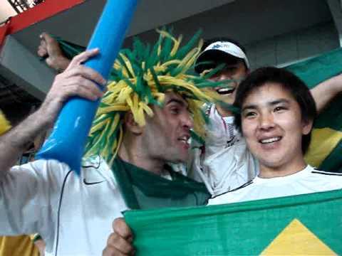 Olimpic Games - Beijing - China 2008 - Brasil x China - Football